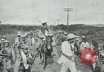 Image of Mexican Federal Army troops departing Mexico City along railroad Mexico City Mexico, 1914, second 27 stock footage video 65675029259