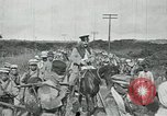Image of Mexican Federal Army troops departing Mexico City along railroad Mexico City Mexico, 1914, second 28 stock footage video 65675029259