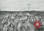 Image of Mexican Federal Army troops departing Mexico City along railroad Mexico City Mexico, 1914, second 30 stock footage video 65675029259