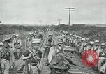 Image of Mexican Federal Army troops departing Mexico City along railroad Mexico City Mexico, 1914, second 34 stock footage video 65675029259