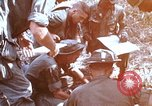 Image of jungle trail Vietnam, 1968, second 2 stock footage video 65675030468