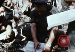 Image of jungle trail Vietnam, 1968, second 17 stock footage video 65675030468