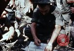 Image of jungle trail Vietnam, 1968, second 21 stock footage video 65675030468