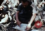 Image of jungle trail Vietnam, 1968, second 29 stock footage video 65675030468