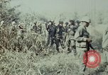 Image of jungle trail Vietnam, 1968, second 46 stock footage video 65675030468