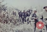 Image of jungle trail Vietnam, 1968, second 51 stock footage video 65675030468