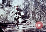 Image of jungle trail Vietnam, 1968, second 53 stock footage video 65675030468