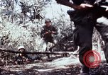 Image of jungle trail Vietnam, 1968, second 56 stock footage video 65675030468