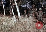 Image of UH-1D helicopter Cambodia, 1968, second 37 stock footage video 65675030471