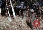 Image of UH-1D helicopter Cambodia, 1968, second 39 stock footage video 65675030471