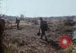 Image of UH-1D helicopter Cambodia, 1968, second 49 stock footage video 65675030471