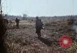 Image of UH-1D helicopter Cambodia, 1968, second 50 stock footage video 65675030471