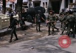 Image of 81mm mortar Saigon Vietnam, 1968, second 34 stock footage video 65675030480