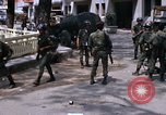 Image of 81mm mortar Saigon Vietnam, 1968, second 41 stock footage video 65675030480