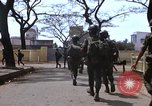 Image of 81mm mortar Saigon Vietnam, 1968, second 45 stock footage video 65675030480