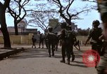 Image of 81mm mortar Saigon Vietnam, 1968, second 46 stock footage video 65675030480