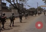Image of 81mm mortar Saigon Vietnam, 1968, second 55 stock footage video 65675030480