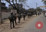 Image of 81mm mortar Saigon Vietnam, 1968, second 58 stock footage video 65675030480