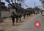 Image of 81mm mortar Saigon Vietnam, 1968, second 59 stock footage video 65675030480