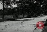 Image of damage to rubber tires due to rash driving Akron Ohio USA, 1941, second 11 stock footage video 65675030481