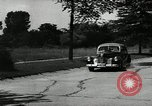 Image of damage to rubber tires due to rash driving Akron Ohio USA, 1941, second 14 stock footage video 65675030481