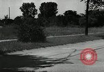 Image of damage to rubber tires due to rash driving Akron Ohio USA, 1941, second 16 stock footage video 65675030481