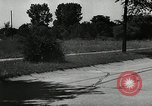 Image of damage to rubber tires due to rash driving Akron Ohio USA, 1941, second 17 stock footage video 65675030481