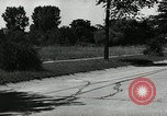 Image of damage to rubber tires due to rash driving Akron Ohio USA, 1941, second 19 stock footage video 65675030481