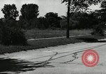Image of damage to rubber tires due to rash driving Akron Ohio USA, 1941, second 20 stock footage video 65675030481