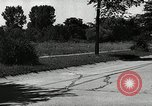 Image of damage to rubber tires due to rash driving Akron Ohio USA, 1941, second 21 stock footage video 65675030481