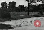 Image of damage to rubber tires due to rash driving Akron Ohio USA, 1941, second 22 stock footage video 65675030481