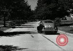 Image of damage to rubber tires due to rash driving Akron Ohio USA, 1941, second 38 stock footage video 65675030481
