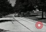 Image of damage to rubber tires due to rash driving Akron Ohio USA, 1941, second 43 stock footage video 65675030481