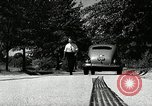 Image of damage to rubber tires due to rash driving Akron Ohio USA, 1941, second 51 stock footage video 65675030481