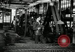 Image of half track tread assembly line Akron Ohio USA, 1941, second 11 stock footage video 65675030485