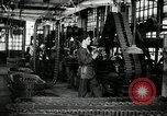 Image of half track tread assembly line Akron Ohio USA, 1941, second 13 stock footage video 65675030485