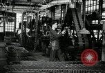 Image of half track tread assembly line Akron Ohio USA, 1941, second 15 stock footage video 65675030485