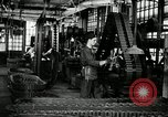Image of half track tread assembly line Akron Ohio USA, 1941, second 19 stock footage video 65675030485