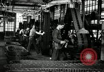 Image of half track tread assembly line Akron Ohio USA, 1941, second 24 stock footage video 65675030485