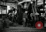 Image of half track tread assembly line Akron Ohio USA, 1941, second 26 stock footage video 65675030485