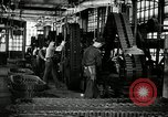 Image of half track tread assembly line Akron Ohio USA, 1941, second 29 stock footage video 65675030485