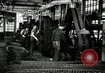 Image of half track tread assembly line Akron Ohio USA, 1941, second 31 stock footage video 65675030485
