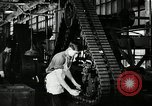 Image of half track tread assembly line Akron Ohio USA, 1941, second 41 stock footage video 65675030485