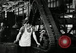 Image of half track tread assembly line Akron Ohio USA, 1941, second 42 stock footage video 65675030485