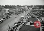 Image of Reenactment of Nazi martial law Anderson South Carolina USA, 1941, second 8 stock footage video 65675030487