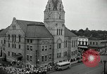 Image of Reenactment of Nazi martial law Anderson South Carolina USA, 1941, second 23 stock footage video 65675030487