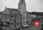 Image of Reenactment of Nazi martial law Anderson South Carolina USA, 1941, second 24 stock footage video 65675030487