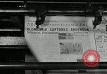 Image of Reenactment of Nazi martial law Anderson South Carolina USA, 1947, second 38 stock footage video 65675030488