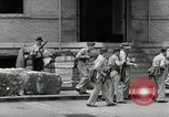 Image of Reenactment of Nazi martial law Anderson South Carolina USA, 1941, second 44 stock footage video 65675030489