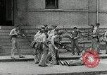 Image of Reenactment of Nazi martial law Anderson South Carolina USA, 1941, second 47 stock footage video 65675030489
